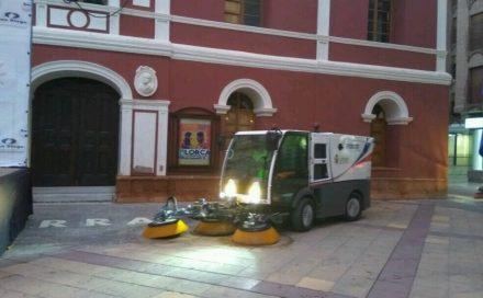 Limusa amplía el dispositivo de feria con más efectivos y maquinaria para la limpieza diaria de la ciudad durante las fiestas