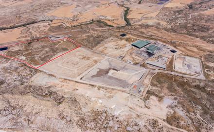 El Centro de Gestión de Residuos de Lorca triplicará su capacidad de vertido y mejora su estética bajo parámetros paisajísticos y medio ambientales