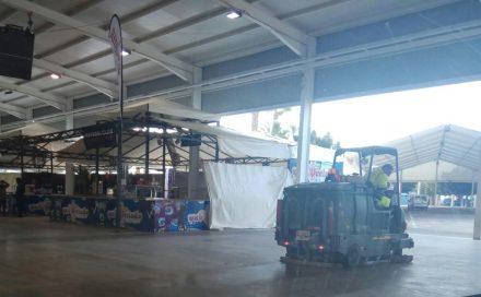 La Feria y Fiestas 2017 duplica la basura generada en 2016 por el aumento de visitantes a las actividades ofertadas
