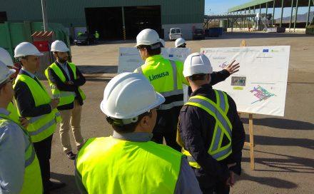 La CARM invierte 6 millones de euros para completar la modernización de Centro de Gestión de Residuos de Lorca