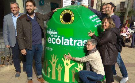 Cinco iniciativas lorquinas participan en La Región de los Ecólatras al mejor proyecto sostenible y de protección medioambiental