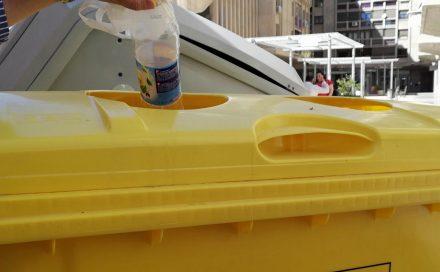 Crece un 30% la aportación de envases ligeros al contenedor amarillo en pleno confinamiento