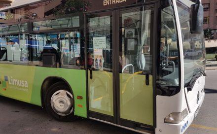 Limusa establece un dispositivo especial de transporte público para facilitar la visita escalonada a cementerios con motivo de la celebración de Todos los Santos