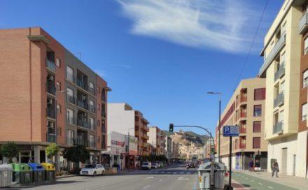 Limusa pone a disposición de vecinos y comerciantes nuevas plazas de estacionamiento regulado en la ampliación de San Diego
