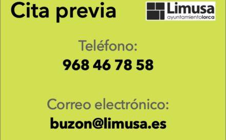 Limusa amplía al 28 de febrero el periodo de renovación para las tarjetas de residente, sólo con cita previa
